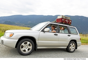 Know the traffic laws in the states where you are vacationing.